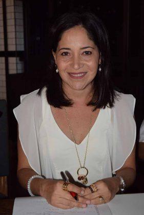 Sheyla Horita, jefa de Promoción.