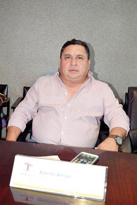 Alberto Arroyo, Agropecuaria Agroparque.
