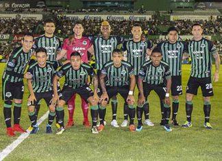 Atlético San Luis Vs. Cafetaleros