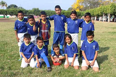 Peques Ganan a Tablitas FC