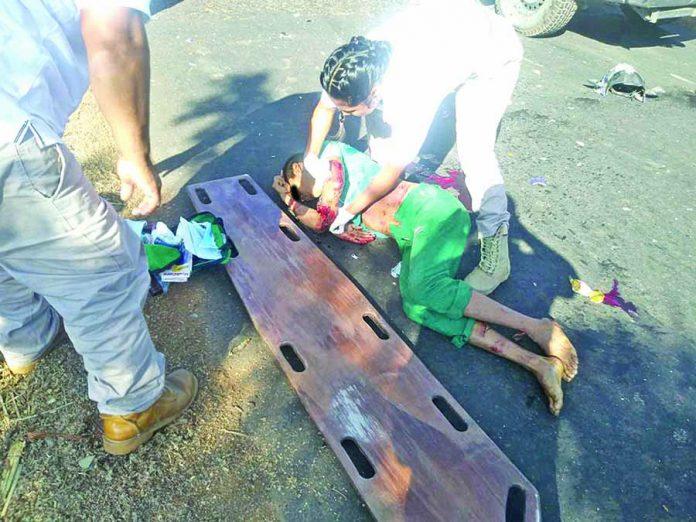 Muere el Menor Motociclista Atropellado