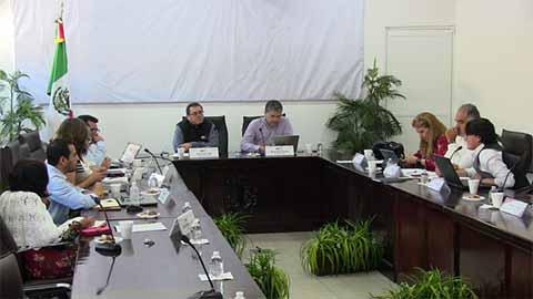 Revisan IEPC e INE Avances en el PREP Para la Elección Local