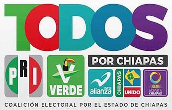 Sin Acuerdos Alianzas de Partidos en Chiapas; Aún no Definen a Candidatos Para Gobernador