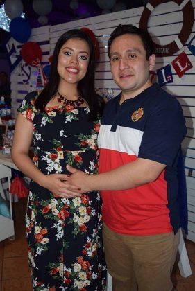 Mariel Hernández, Bernardo Lagunas.