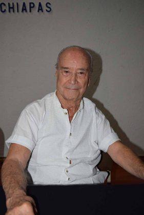 Rafael Álvarez Cordero, conferencista.
