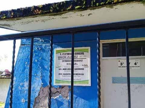 Iniciarán Reconstrucción de Escuelas a Finales de Febrero