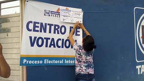 Realiza PAN Proceso de Selección Interna de Candidato Para Presidencia