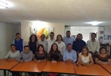 Militantes del PAN se Suman a Eduardo Ramírez