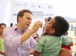 Más de 711 mil Vacunas en la Semana Nacional de Salud: MVC