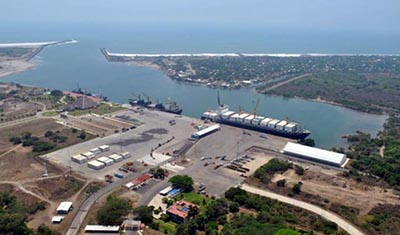 Registra Puerto Chiapas Cifras Récord al Movilizar Casi 48 Mil Contenedores