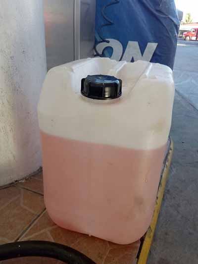 Denuncian Gasolinera de Huehuetán por Vender Incompleta la Gasolina