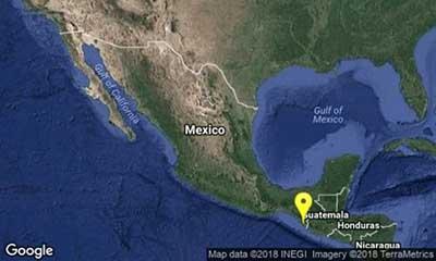 Sismo de 5.1 Grados Sacude Costa de Chiapas; Alerta Sísmica Tardó en Activarse y Apagarse