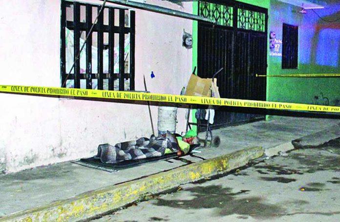 Asesinan a Ancianito de un Balazo en la Cabeza