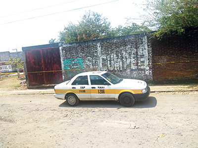 Utilizaban Taxi Para Robar