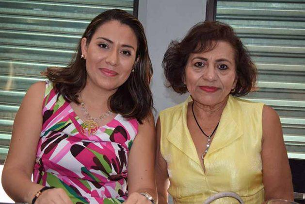 Edith Moreno, Edith Santiago.