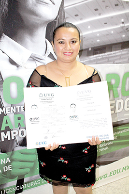 Concepción Guzmán.