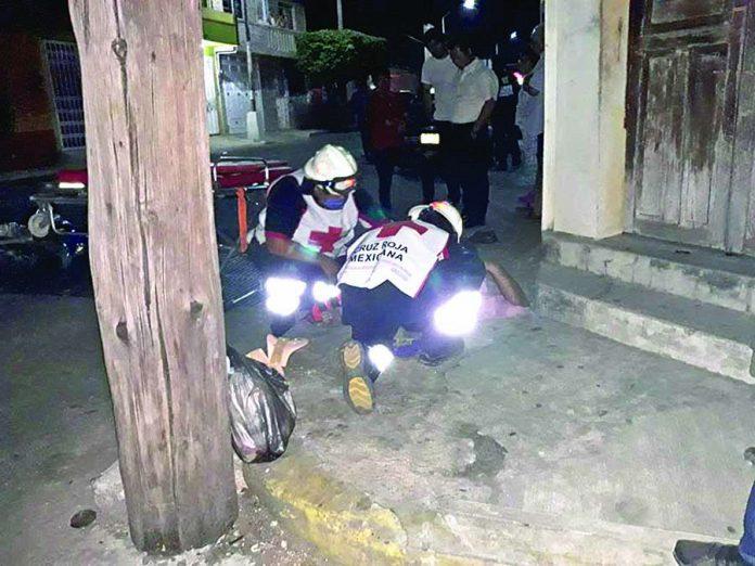 Vehículo Desconocido Arrolló a Motociclista