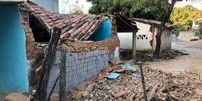 Sismo del Viernes Dejó 2 Heridos y 504 Casas con Daños en Tres Estados