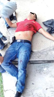 Comerciante de Café fue Atacado a Balazos