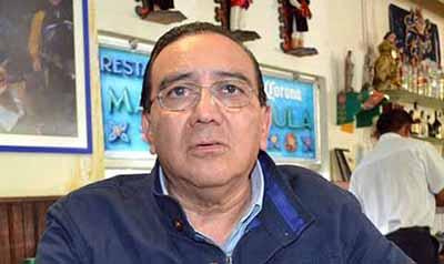 Pablo Salazar Mendiguchía, registrado como candidato independiente al Senado de la República por el INE.