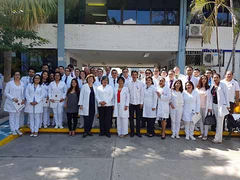 Destacan la Presencia de Egresados de la UNACH en el Sistema Nacional de Residencias Médicas