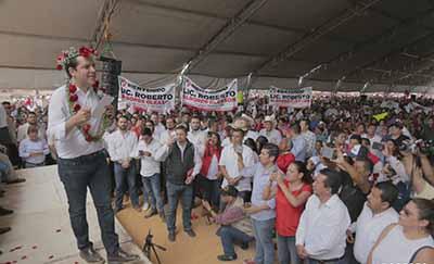 Asegura Albores que Aceptará Método Para Candidatura en Chiapas