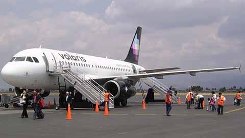 Regresa el Airbus 320 al Aeropuerto de Tapachula