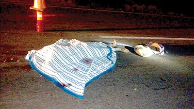 Muere Motociclista Atropellado en la Costera