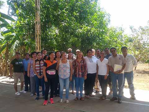 Aprueban Recursos Para Reconstrucción de Aulas del COBACH 03, en Cacahoatán