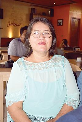 Marisela Álvarez.