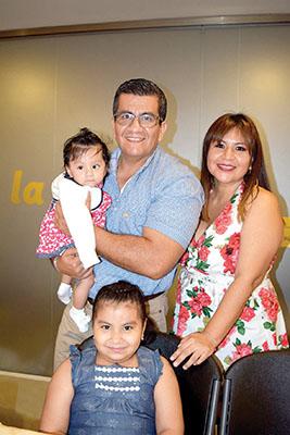 Familia Mérida Contreras.