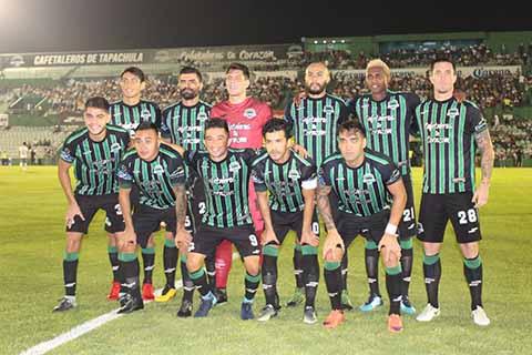 Cafetaleros 1-0 FC Juárez