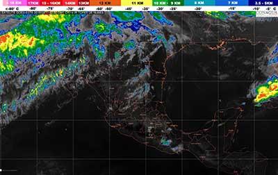 Pronostica SMN Temperaturas de 45 Grados en Chiapas
