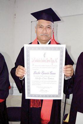 Adolfo Cruz Ramos.