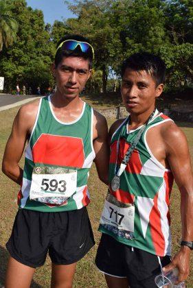 Miguel Hernández, Gabriel Hernández, primer y segundo lugar en la categoría libre.