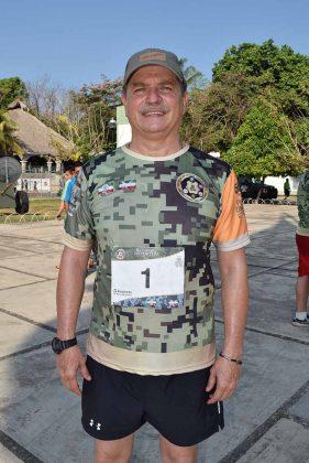 General de Brigada Diplomado de Estado Mayor Jens Pedro Lohmann Iturburu, comandante de la 36/a. Zona Militar