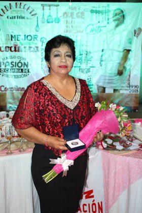 Carolina Sánchez.