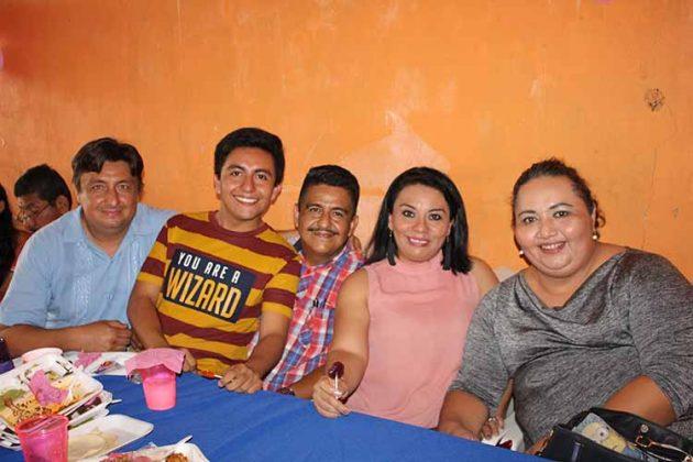 Familia Cruz Sánchez.