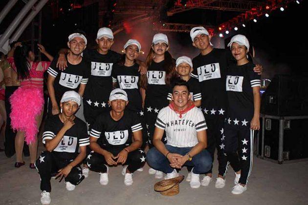 JL Dance Academy.