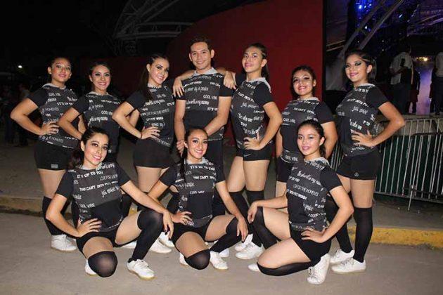 Dock Studio, resultó triunfador del Intercolegial de Baile de la EFT.