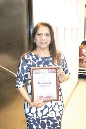 Martha Patricia de la Cruz Vázquez.