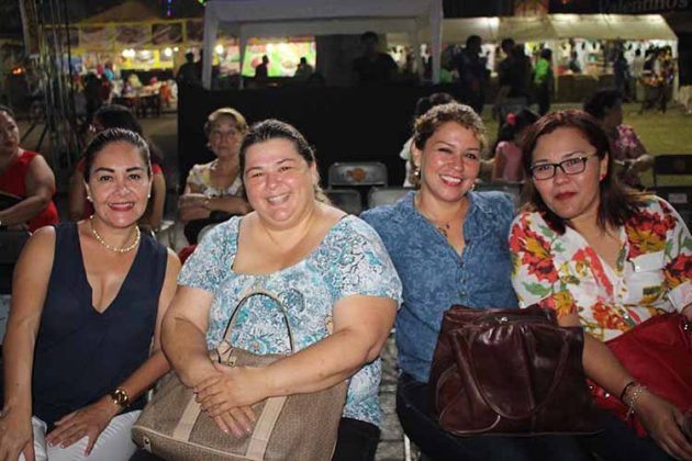 Ana Luisa Maldonado, Dalia Bermea, Brissa Marín, Gabriela Moreno.