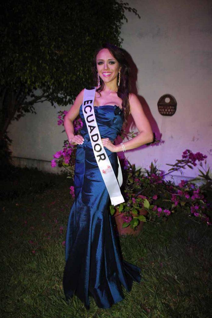 Andrea Quito. Ecuador.