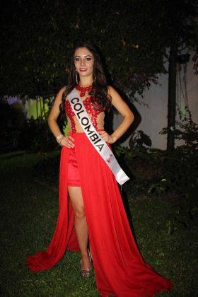 Andrea Caro. Colombia.
