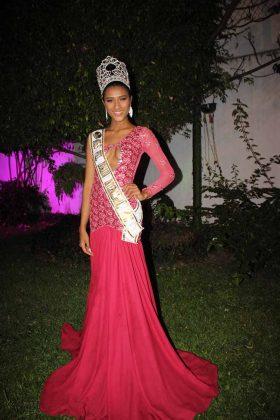 Génesis Gaitán. Miss Piel Dorada Internacional 2017.