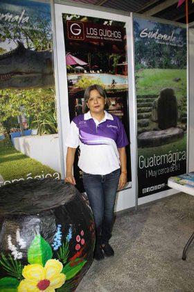 Miguelina Moreno, Guatemágica.