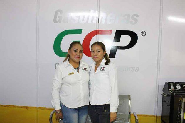 Adileydi Pérez, Claudia Espinoza: Grupo Gasolinero Picorsa.
