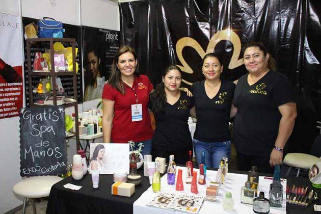Paola Abud, Berenice Carrasco, Lilibeth Oyorzabal, Sylvia Toledo: Natura.