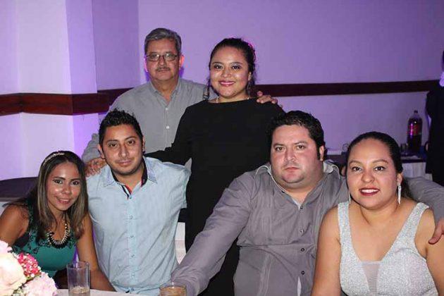 Familia García.