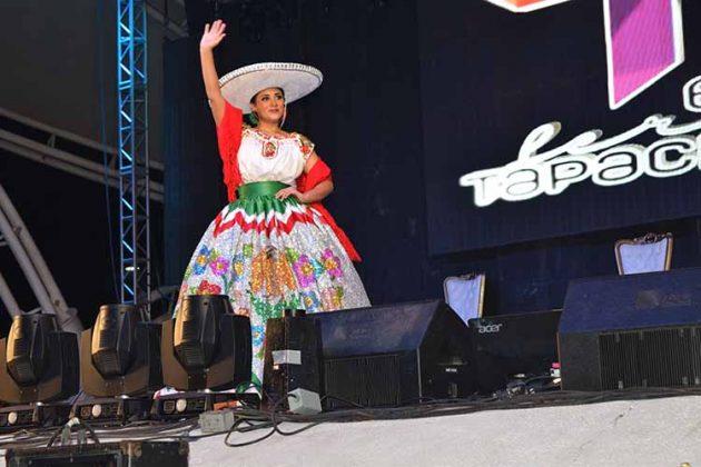 Isabel del Toro, cerró su ciclo como embajadora de la muestra.